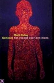 Genoom - Matt Ridley (ISBN 9789025495848)