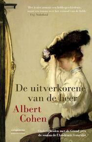 De uitverkorene van de heer - Albert Cohen (ISBN 9789461640543)