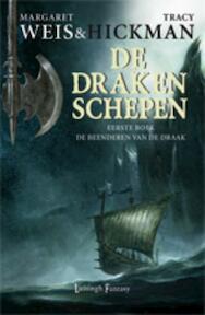Drakenschepen / 1 De Beenderen van de Draak - Margaret Weis, Tracy Hickman (ISBN 9789024529940)