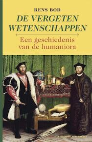 Vergeten wetenschappen - Rens Bod (ISBN 9789035134850)
