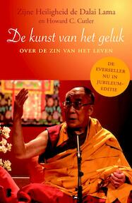 De kunst van het geluk - Dalai Lama, Howard C. Cutler, Howard Cutler (ISBN 9789022555316)
