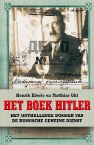 Het boek Hitler - H. Eberle, M. Uhl (ISBN 9789022991428)