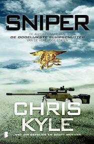 Sniper - Chris Kyle (ISBN 9789022568170)