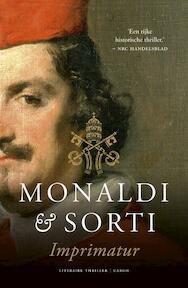 Imprimatur - Rita Monaldi, Monaldi, Francesco P. Sorti, Sorti (ISBN 9789023459354)