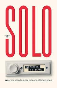 Solo - Nathalie Le Blanc (ISBN 9789085425465)