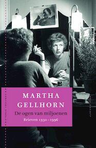 De ogen van miljoenen - Martha Gellhorn (ISBN 9789029079730)