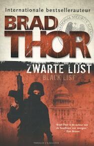 Zwarte lijst - Brad Thor (ISBN 9789045205656)