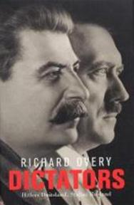 Dictators - Richard. Overy (ISBN 9789023413097)