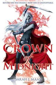 Throne of glass Crown of midnight - Maas S (ISBN 9781408834947)