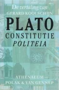 Constitutie politeia - Plato, Gerard Koolschijn (ISBN 9789025341657)