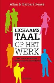 Lichaamstaal op het werk - Barbara Alan / Pease Pease (ISBN 9789000300709)