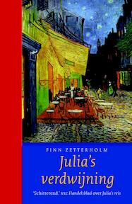 Julia's verdwijning [deel 2] - Finn Zetterholm (ISBN 9789026154300)