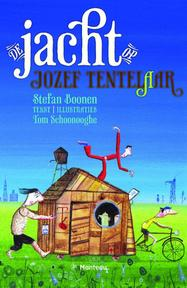 De jacht op Jozef Tentelaar - Stefan Boonen (ISBN 9789022329863)
