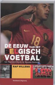 De eeuw van het Belgisch voetbal - R. Willems (ISBN 9789002222696)