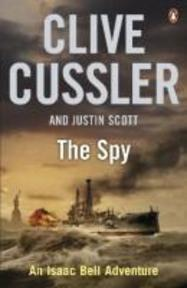 The Spy - Clive Cussler (ISBN 9780241953440)