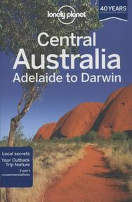 Lonely Planet Central Australia dr 6 (ISBN 9781741797732)
