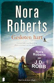 Gesloten hart - Nora Roberts (ISBN 9789022569474)