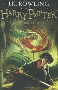 Harry Potter and the Chamber of Secrets - J K Rowling (ISBN 9781408855669)
