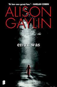 En ze was - Alison Gaylin (ISBN 9789022566442)