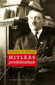 Hitlers privebibliotheek - Timothy Ryback (ISBN 9789050189583)