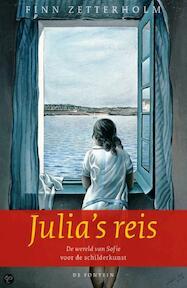 Julia's reis - Finn Zetterholm (ISBN 9789026125911)