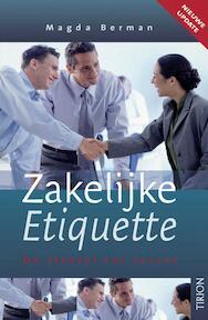 Zakelijke etiquette (update) - M. Berman, Magda Berman (ISBN 9789043912549)