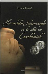 Het verboden Judas evangelie en de schat van Carchemish - Arthur Brand, Anton Brand (ISBN 9789059112445)