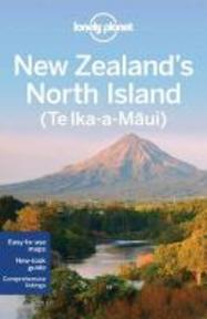 Lonely Planet New Zealand's North Island dr 3 (ISBN 9781742207902)