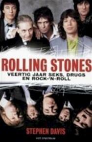 Rolling Stones - Stephen Davis, Maarten Meeuwes, Ansfried Scheifes (ISBN 9789027475855)