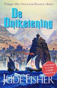 De Ontketening - Jude Fisher (ISBN 9789024541775)