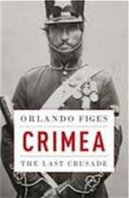 Crimea - Orlando Figes (ISBN 9780713997040)