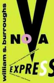 Nova Express - William S. Burroughs (ISBN 9780802133304)