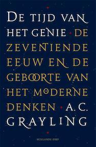 De tijd van het genie - A.C. Grayling (ISBN 9789048832750)