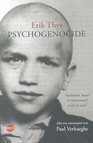 Psychogenocide - Erik Thys (ISBN 9789462670471)