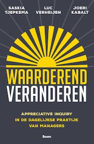 Waarderend veranderen - Saskia Tjepkema, Luc Verheijen, Joeri Kabalt (ISBN 9789462201019)