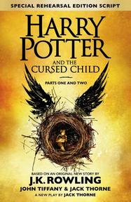 Harry potter and the cursed child (special rehearsal edition) - Rowling J (ISBN 9780751565355)