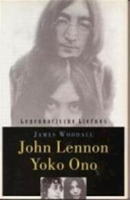 John Lennon en Yoko Ono - James Woodall, Annelies Jorna (ISBN 9789038907147)