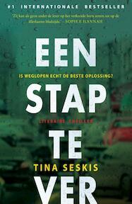 Een stap te ver - Tina Seskis (ISBN 9789400504998)