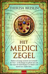 Het medici zegel - T. Breslin (ISBN 9789089680594)