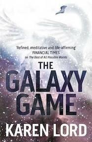 Galaxy Game - Karen Lord (ISBN 9781780876894)
