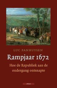 Rampjaar 1672 - Luc Panhuysen (ISBN 9789045019161)