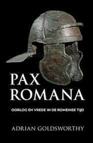 Pax Romana - Adrian Goldsworthy (ISBN 9789401909921)