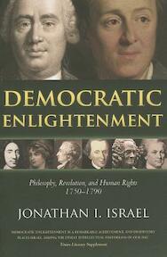 Democratic Enlightenment - Jonathan Israel (ISBN 9780199668090)