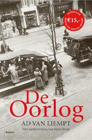 De Oorlog - Ad van Liempt (ISBN 9789460033063)