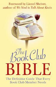 The Book Club Bible - (ISBN 9781843172697)