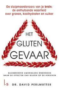 Het glutengevaar - David Perlmutter (ISBN 9789021808567)
