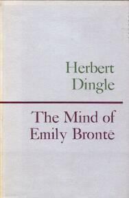 The Mind of Emily Brontë - Herbert Dingle (ISBN 9780856163302)
