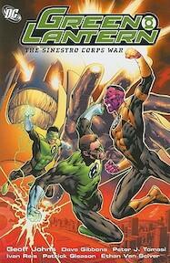 Green Lantern - Geoff Johns (ISBN 9781401218003)