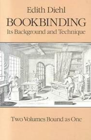 Bookbinding - Edith Diehl (ISBN 9780486240206)