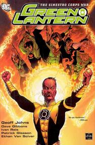 Green Lantern the Sinestro Corps War 1 - Geoff Johns, Dave Gibbons (ISBN 9781401216504)